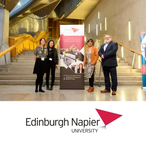 Parliamentary Reception: Edinburgh Napier
